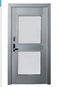 STORMDEFEND™ TTH350 Door system