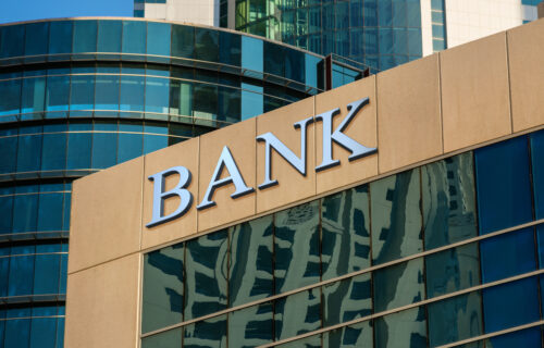 bank upgrade building security with BR glass