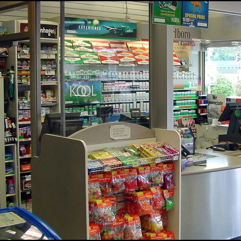 Convenience store insulgard security products for Insulgard security products