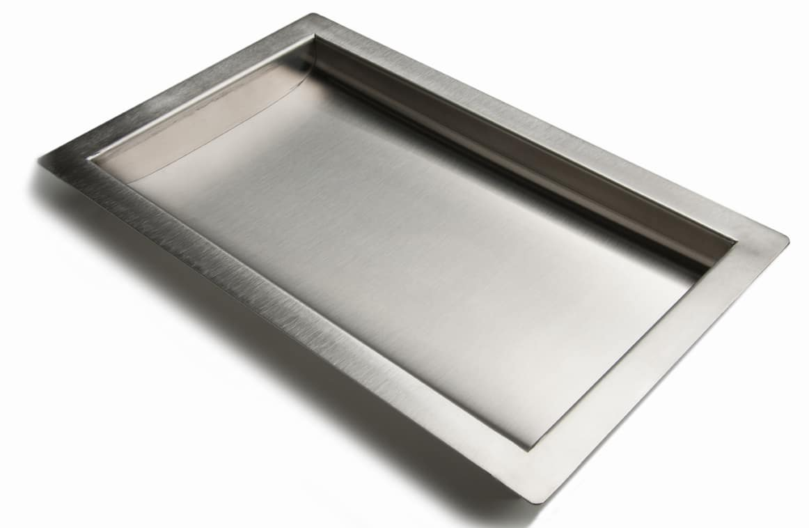 Counter Recessed Deal Tray
