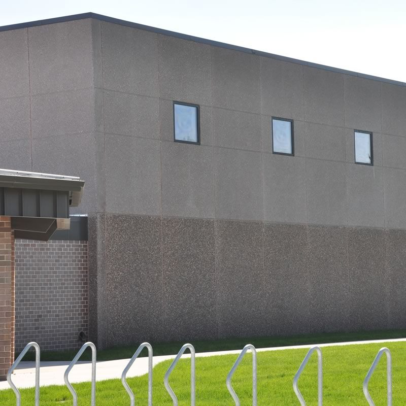 Gymnasium Safe Room