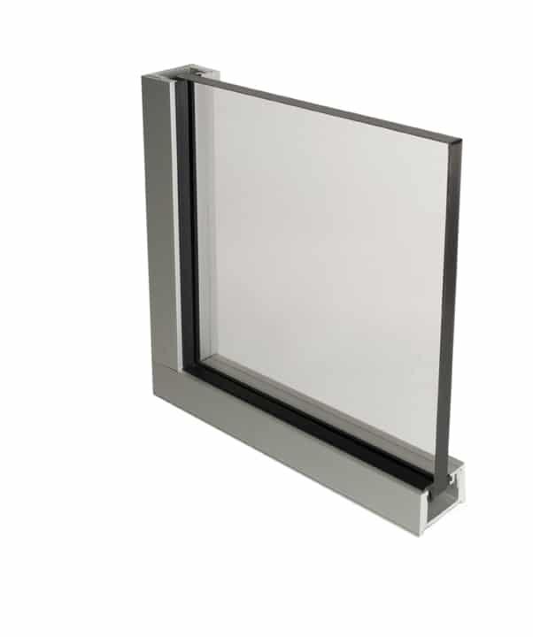 44/250 Architectural Aluminum Sash System