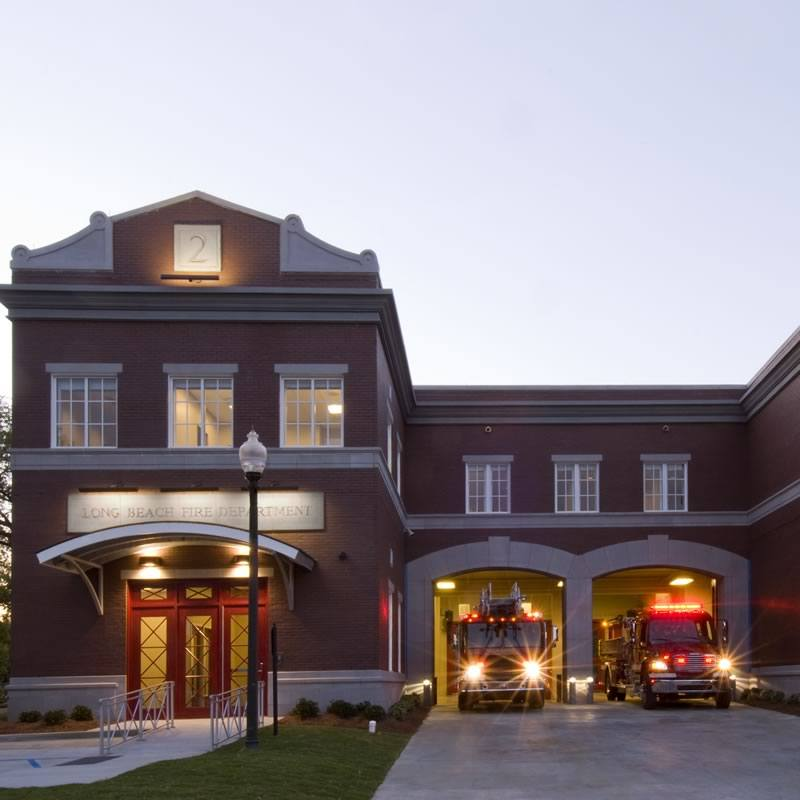 Fire Station, MS