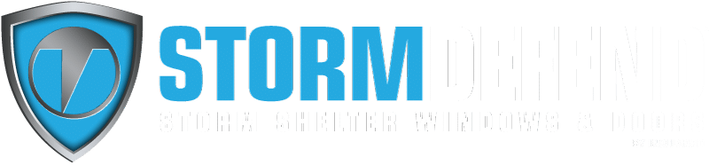 Storm shelter windows and doorsstormdefend -