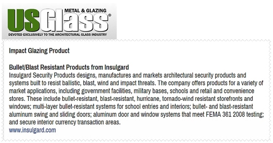 Insulgard Security Products for a 2014 Readers Choice Award.