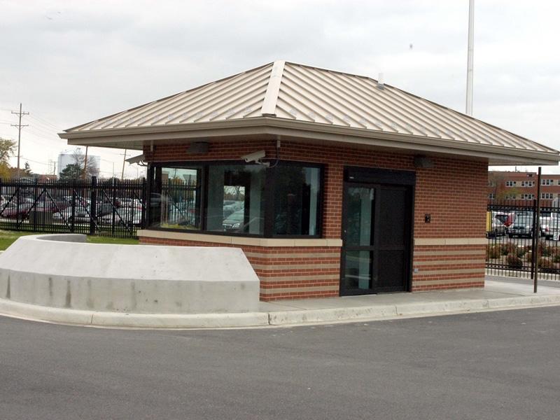 VA Guardhouse